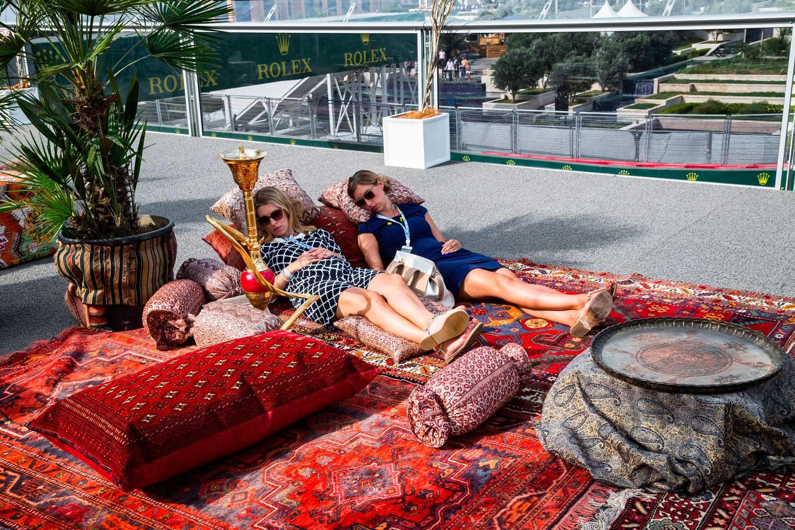 Формула-1: мерси, Баку— фото 614570