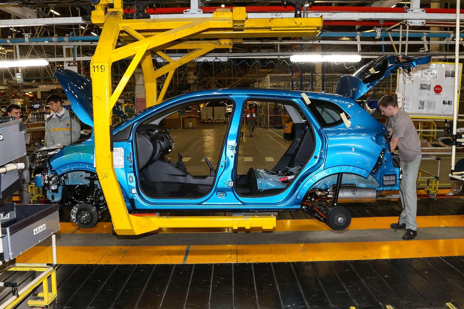 Renault Kaptur: поехали!— фото 581153
