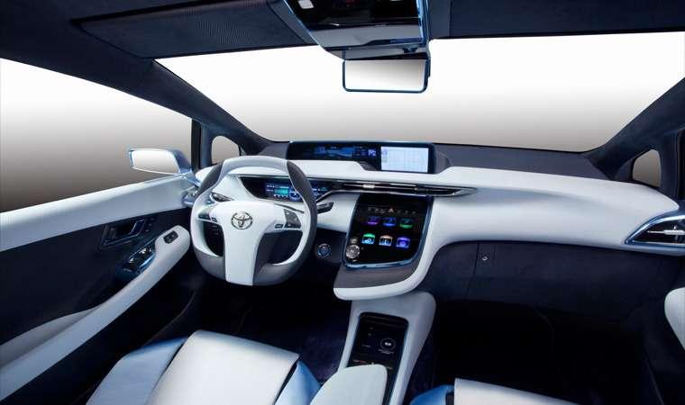 nocopyright Toyota FCV Concept2