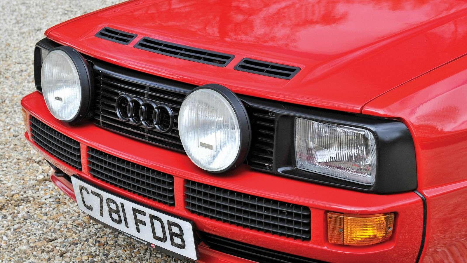 Драгоценный коротыш: легендарный Audi Sport quattro продан забешеные деньги— фото 632246
