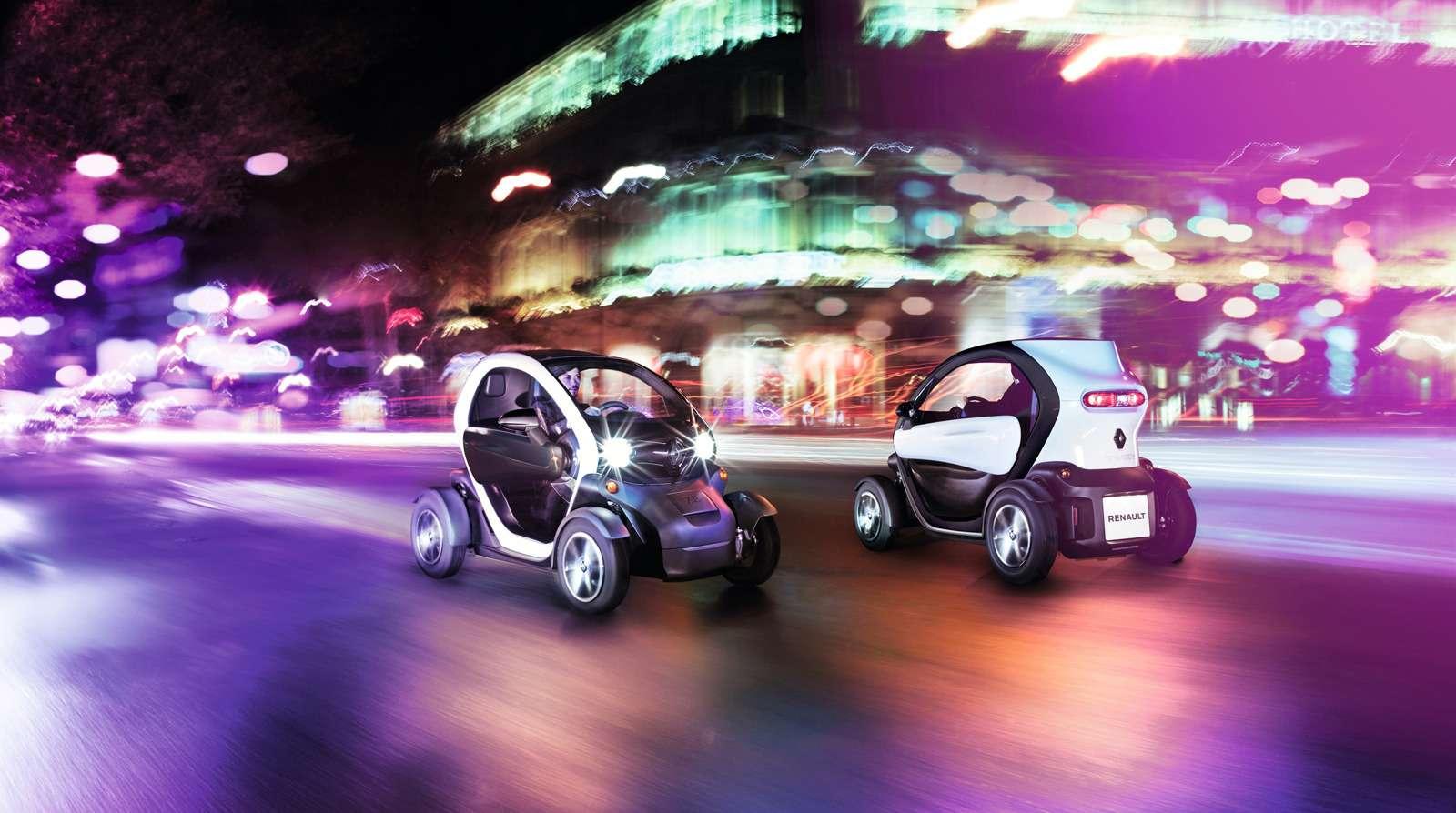 Renault позволила частникам покупать Twizy иKangoo Z.E.— фото 630784