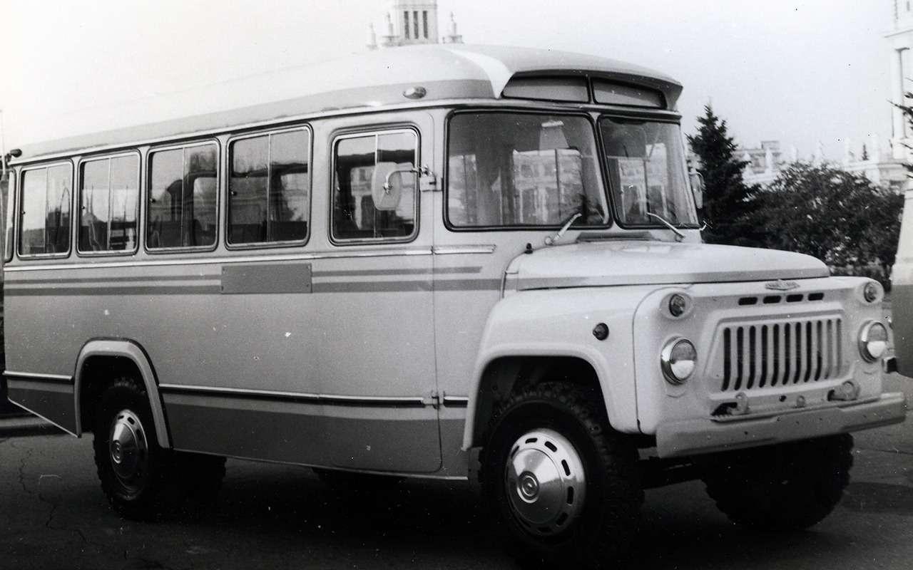 16самых популярных автобусов СССР: вывсе вспомните?— фото 990832