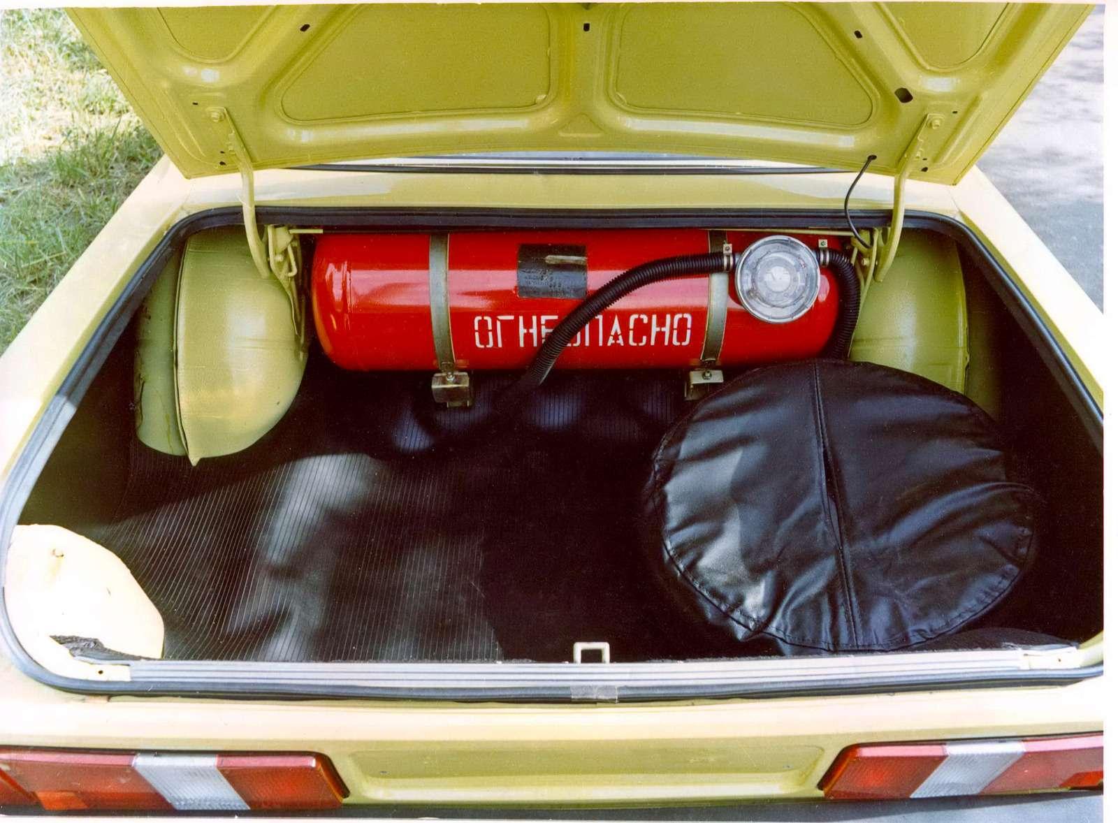 Институт питания: отечественные автомобили наальтернативном топливе— фото 579819