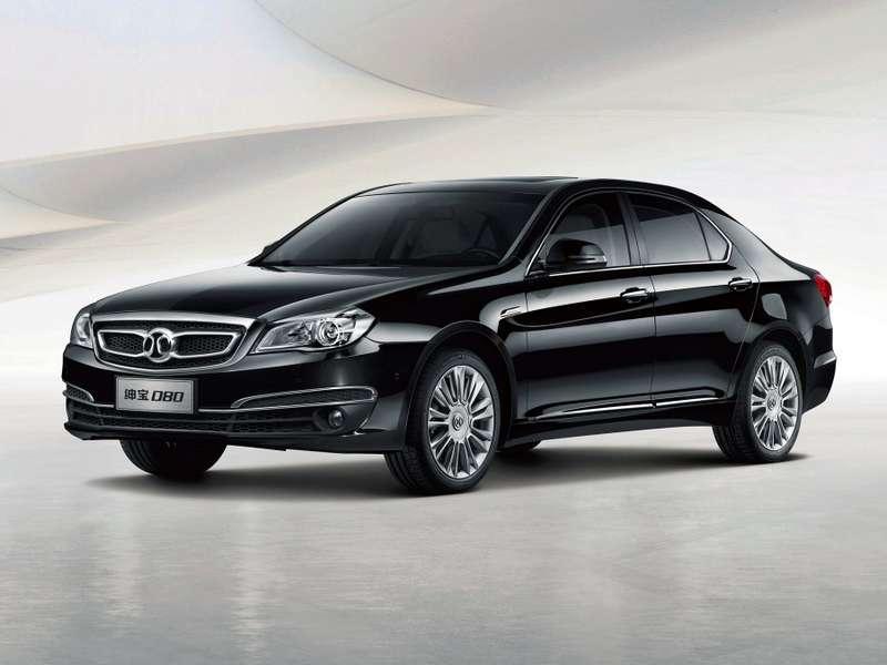 Китайский BAIC разрабатывает обновленные модели набазе старого Mercedes E-Class