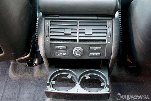 Тест Audi Q7BMW X5. ТЯЖЕЛАЯ АТЛЕТИКА— фото 65166