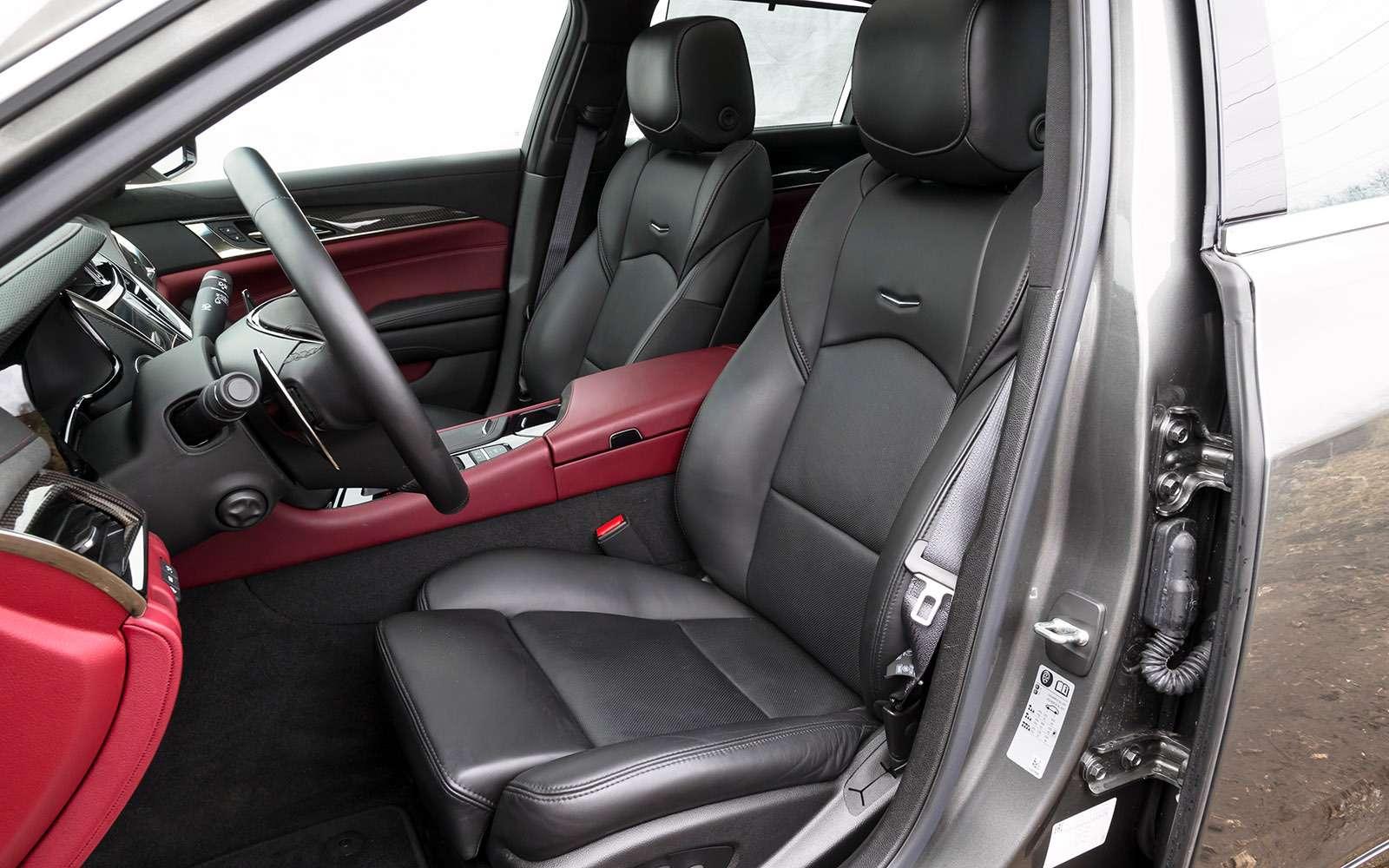 BMW5-й серии против конкурентов: кто напять?— фото 743827