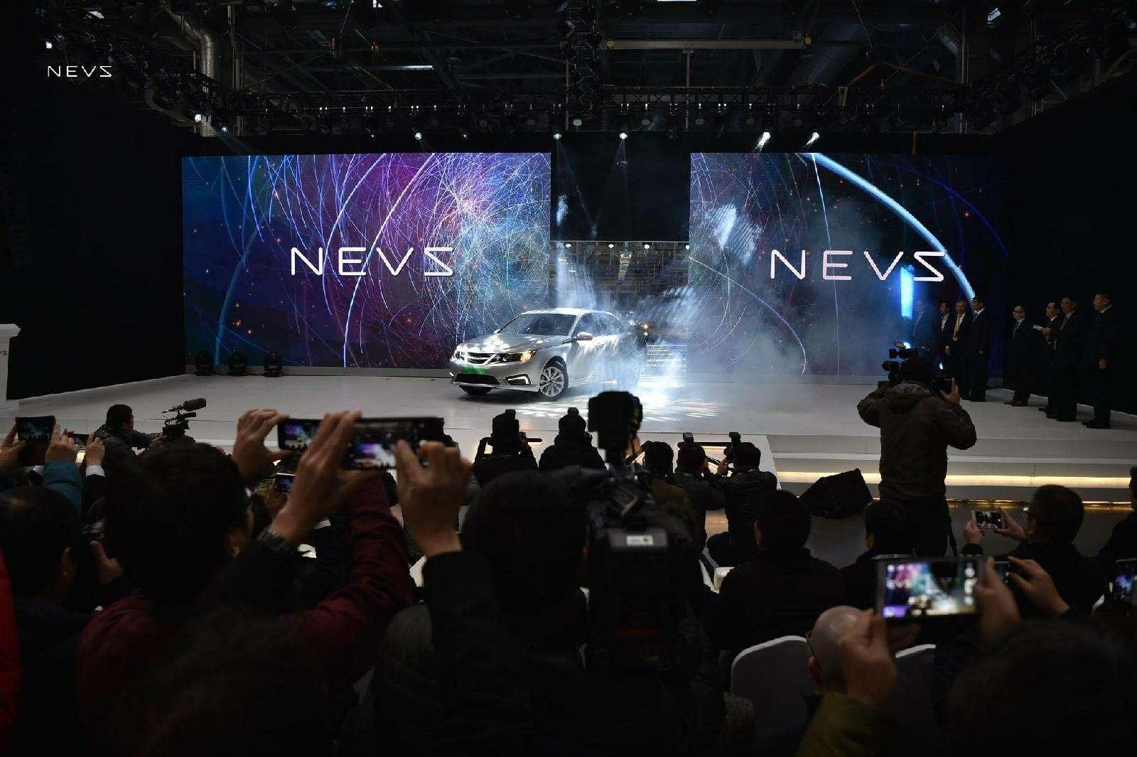 Китайцы выпустили старый Saab вместо обещанного нового— фото 823785
