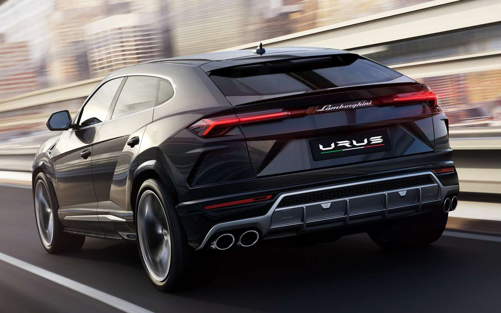 Lamborghini Urus: самый крутой кроссовер вмире— фото 823173