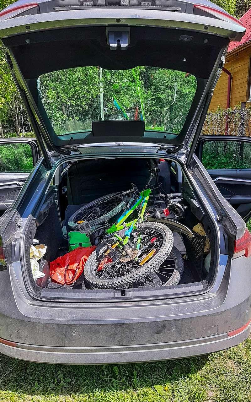 Skoda Octavia 2021в дальнем пробеге: как едет? какой расход?— фото 1275643