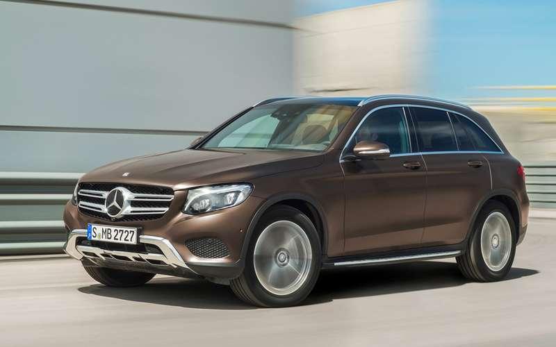 В России вновь отзывают Mercedes-Benz из-за ремней безопасности