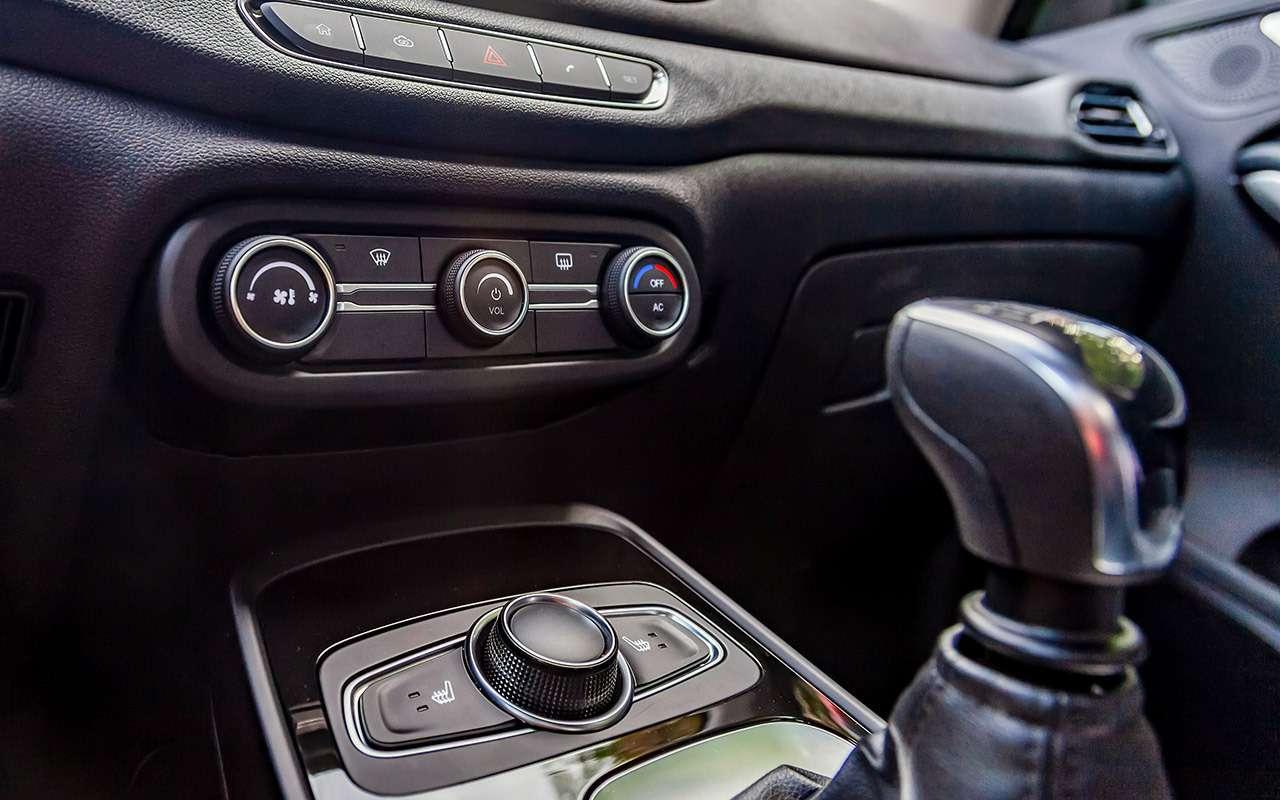 Обновленные Chery Tiggo 4и Tiggo 7и ихновый турбомотор: тест-драйв— фото 1004660