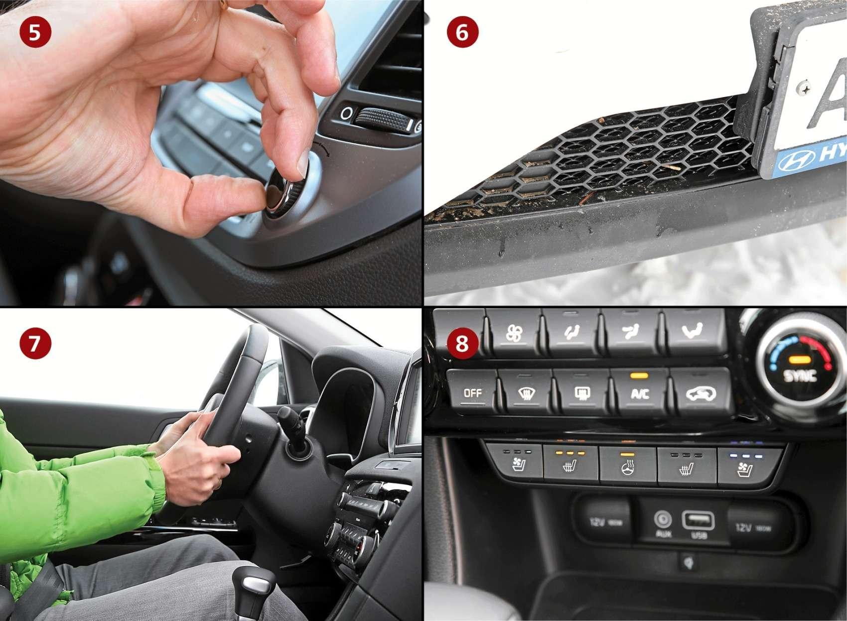 Кроссоверы-бестселлеры: новый Kia Sportage против Hyundai Tucson, Toyota RAV4и Honda CR-V— фото 586912