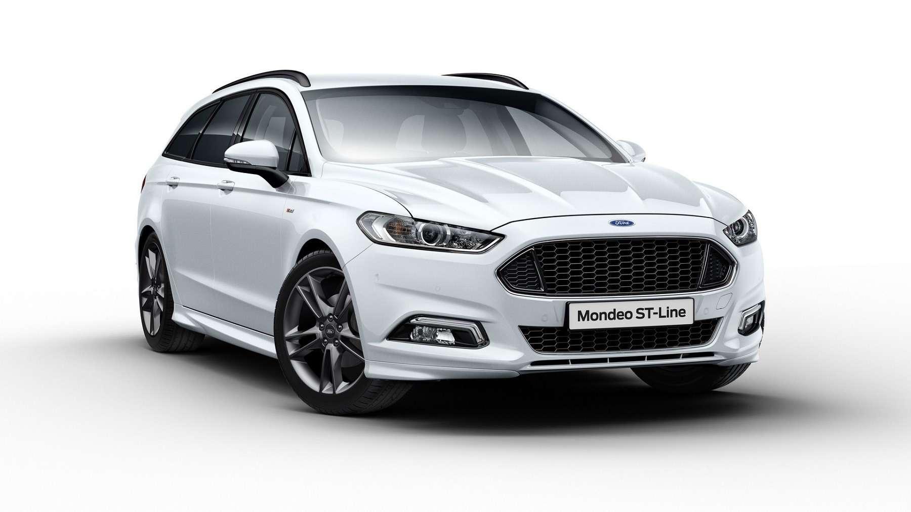 Недоспорт или разумная достаточность: Ford представил Mondeo ST-Line— фото 601652