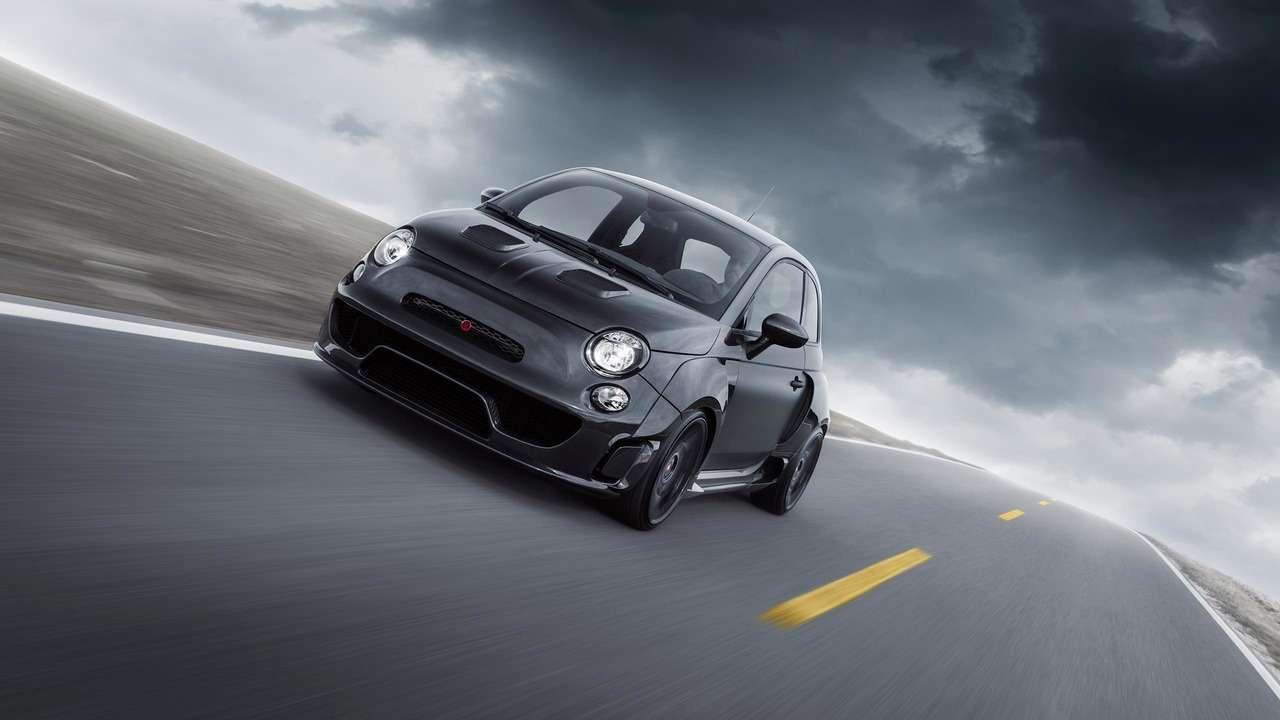 Демонический клоп: Fiat 500 стал монстром— фото 726546