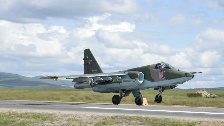 Автомагистрали приспособят дляпосадки боевых самолетов
