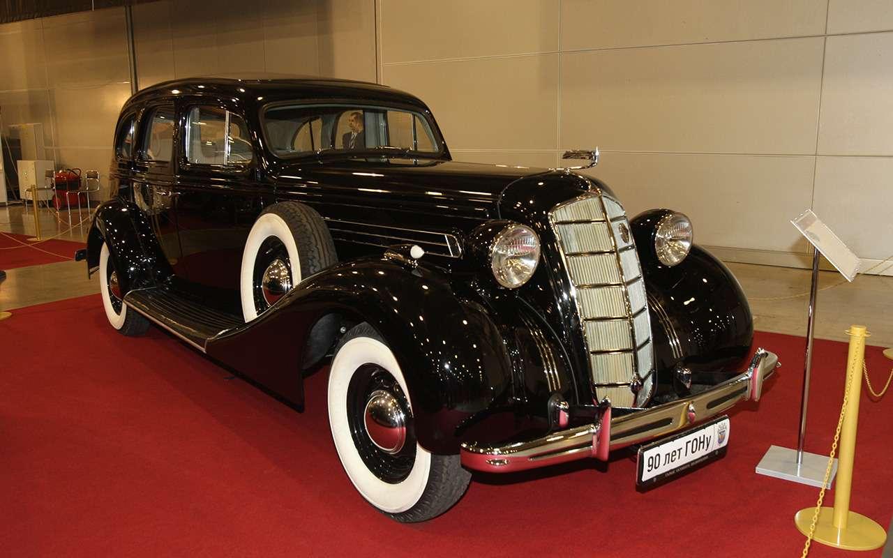 100 миллионов! Топ-10 самых дорогих советских автомобилей - фото 1160219