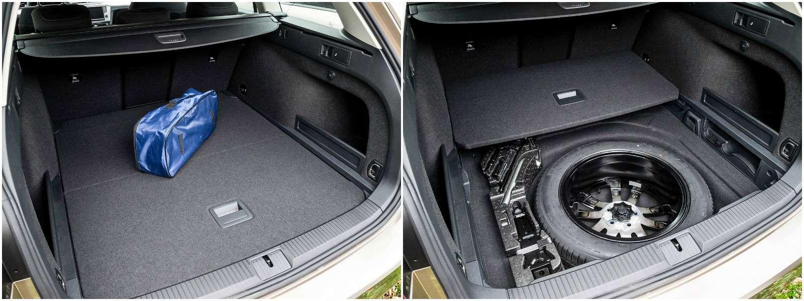 Volkswagen Passat Variant или Alltrack: зачто доплата?— фото 693533