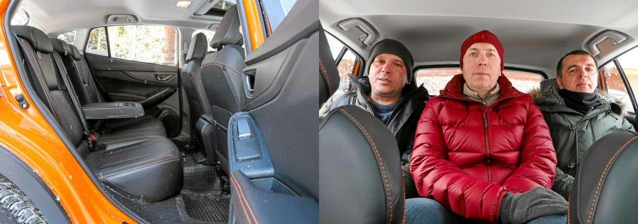 Mazda CX‑30, Skoda Karoq, Subaru XV: большой тест кроссоверов— фото 1238723