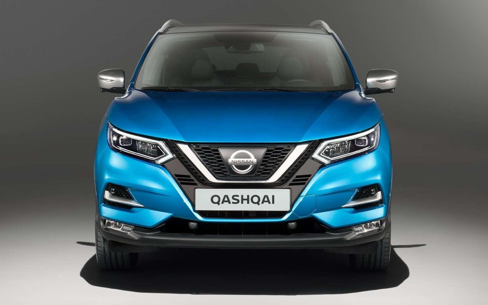Обновленный Nissan Qashqai: европейский бестселлер самериканским лицом— фото 717707