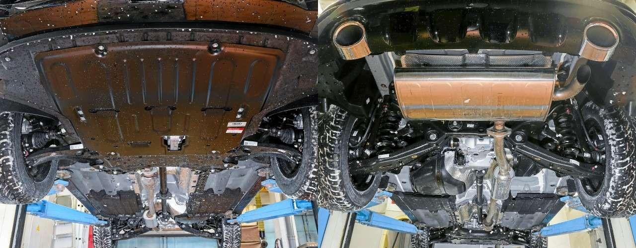 Tiguan, Sportage иRAV4: большой тест— фото 1230279