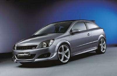 Opel Astra GTC прошел тюнинг— фото 104451