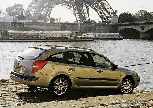 Renault Laguna. Прекрасная француженка.— фото 26341