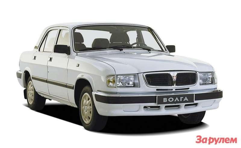 ГАЗ-3110(2000-2003)
