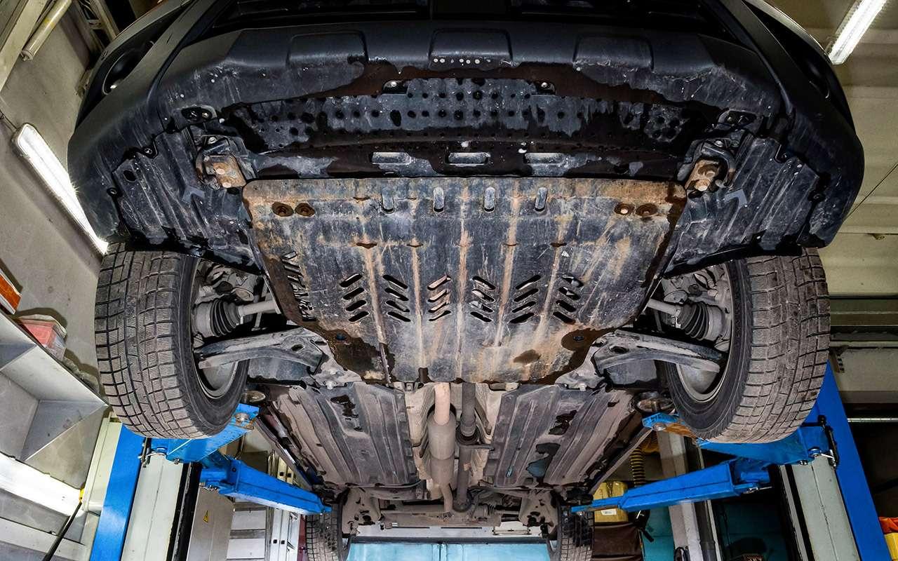 Большой тест кроссоверов: Nissan Qashqai, Mitsubishi ASX иSuzuki SX4— фото 978205