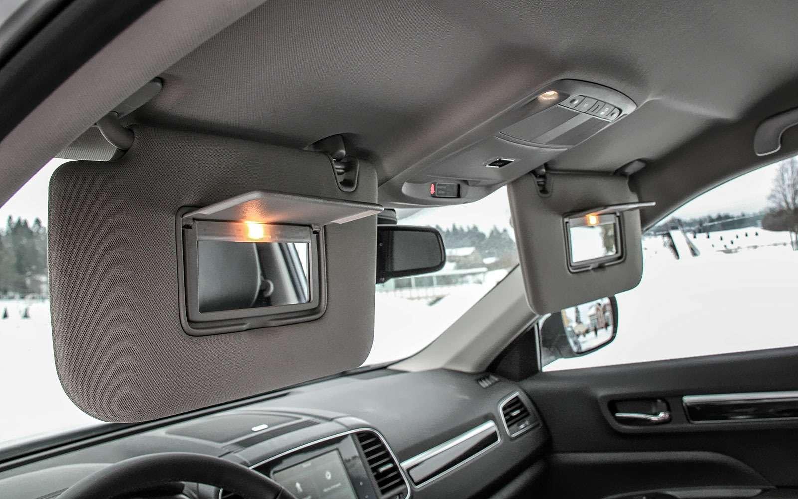 Новый Renault Koleos— впервые нанаших дорогах!— фото 715447