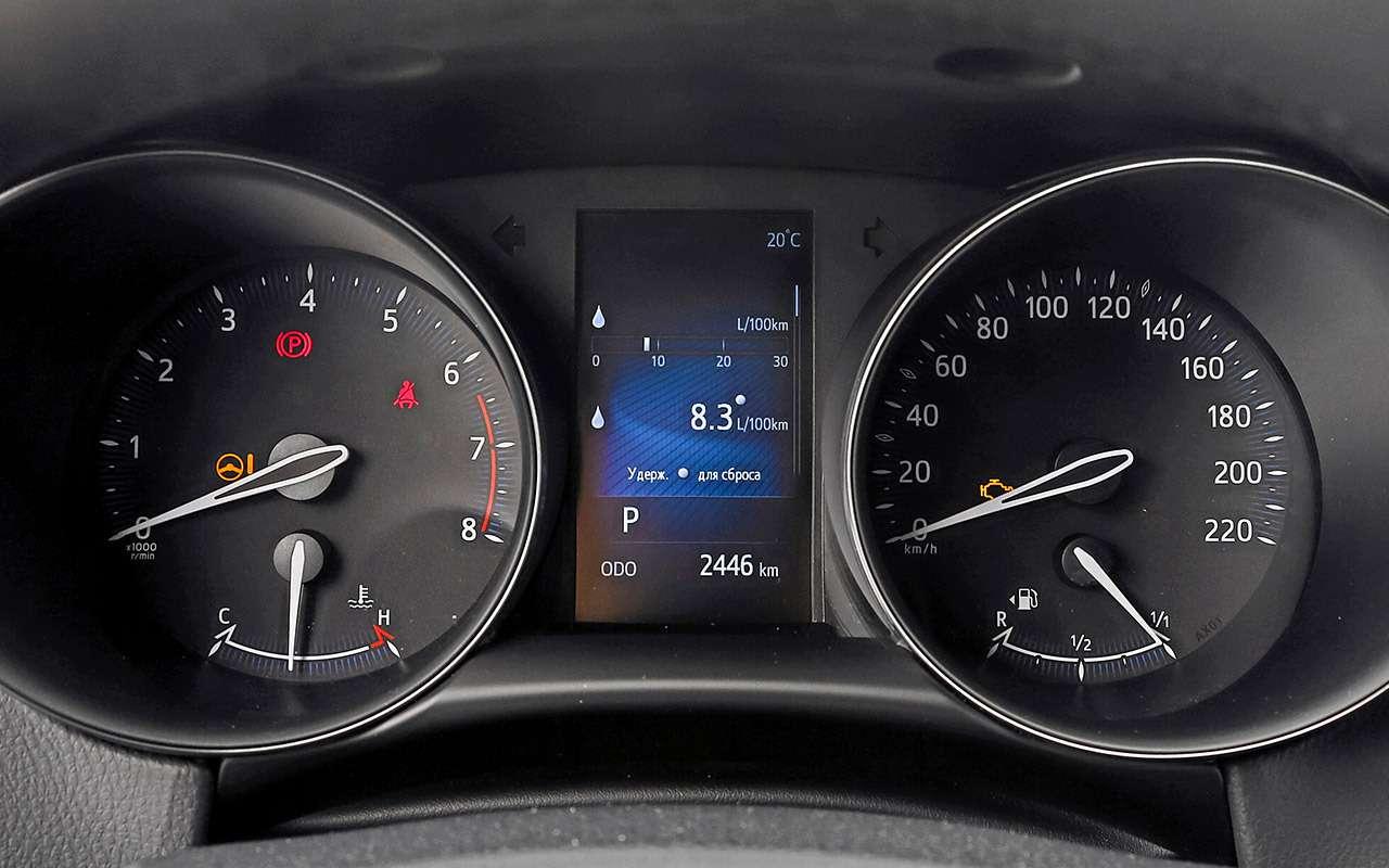 Toyota C-HR против других японских кроссоверов— большой тест-драйв— фото 902400