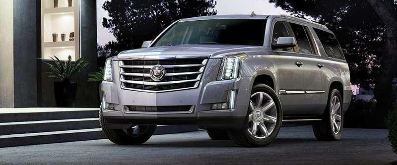 GMприостановил продажи нового Cadillac Escalade