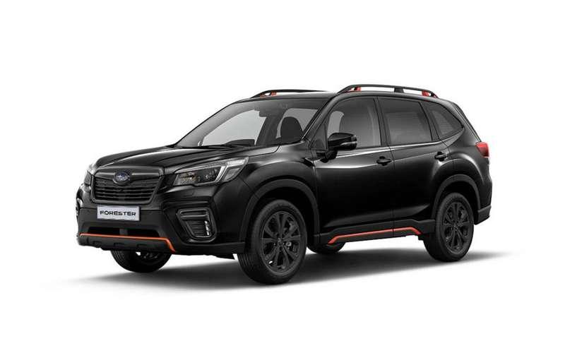 Subaru Forester— появилась новая версия