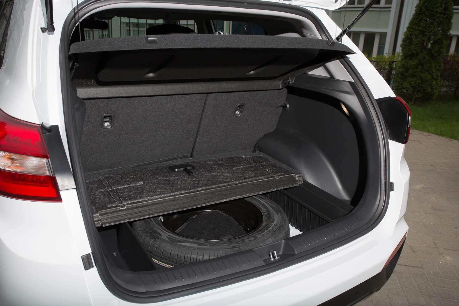 Интерьер Hyundai Creta: подробности— фото 599268