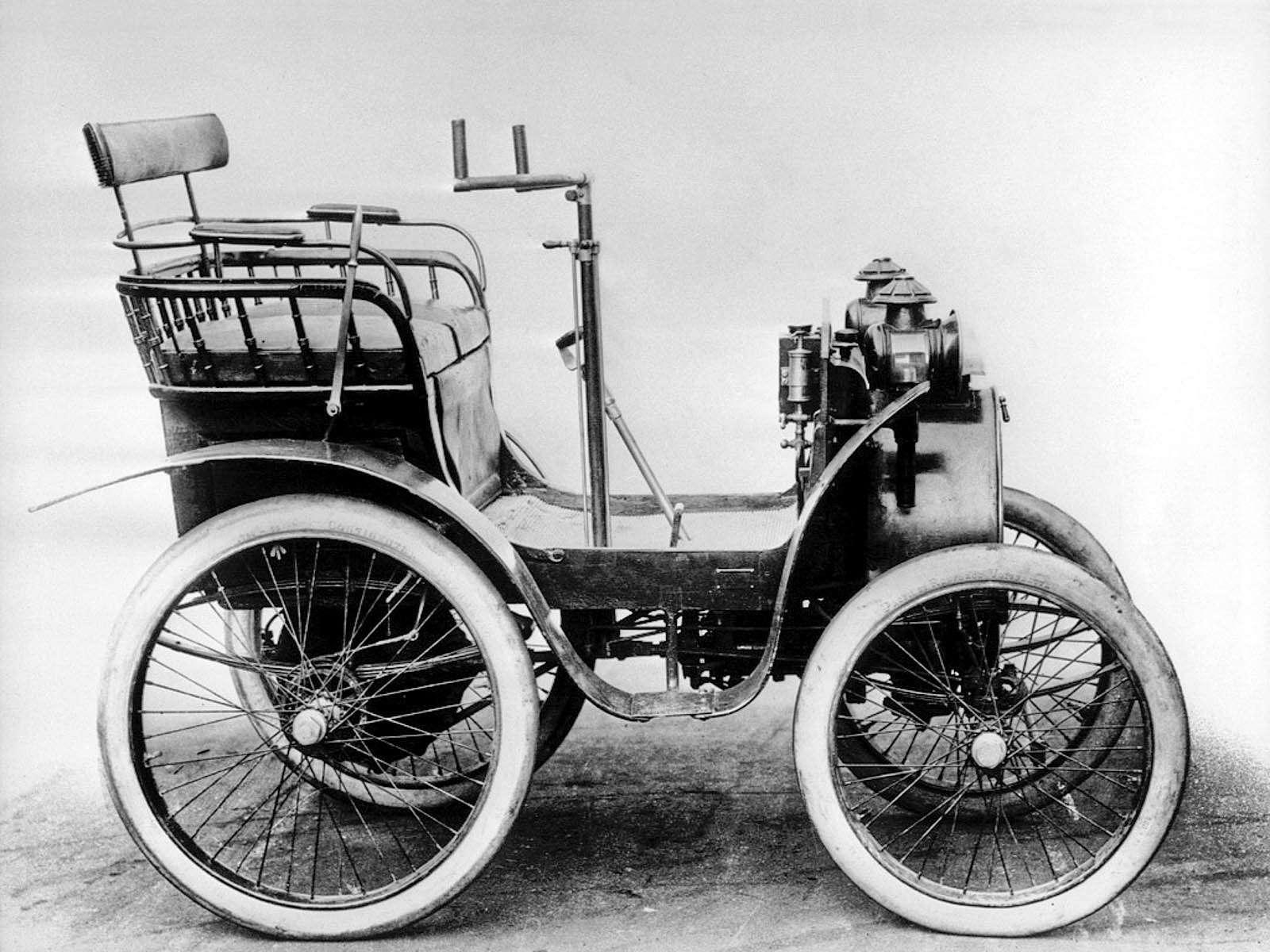 История вкартинках: как появился современный автомобиль— фото 595452