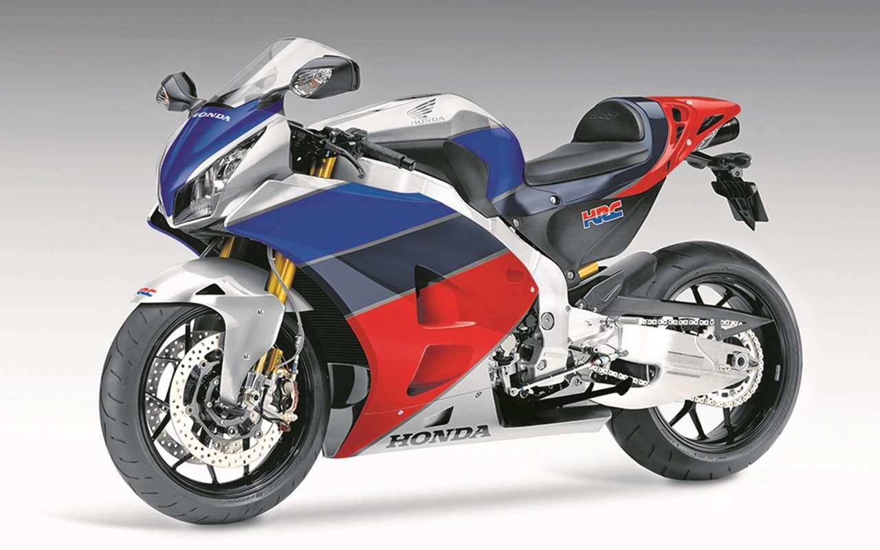 9 крутых мотоциклов, которые скоро появятся впродаже— фото 940909