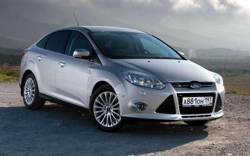 Форд отозвал в Российской Федерации практически 4 тыс. авто из-за сцепления