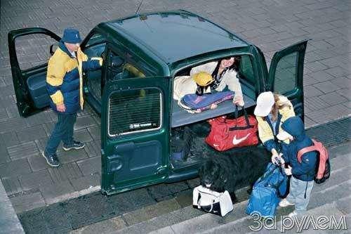 ТЕСТ Renault Kangoo, Renault Megane Break, Renault Scenic. ХОРОШЕЙ МАШИНЫ ДОЛЖНО БЫТЬ МНОГО!— фото 22637