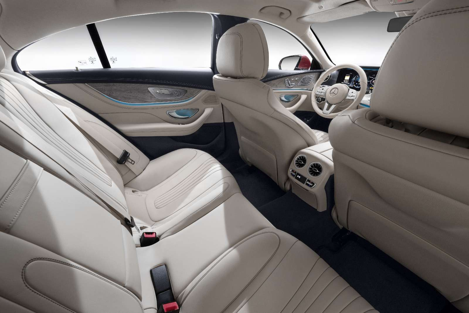 Новый Mercedes-Benz CLS: еще больше чувственности— фото 822034