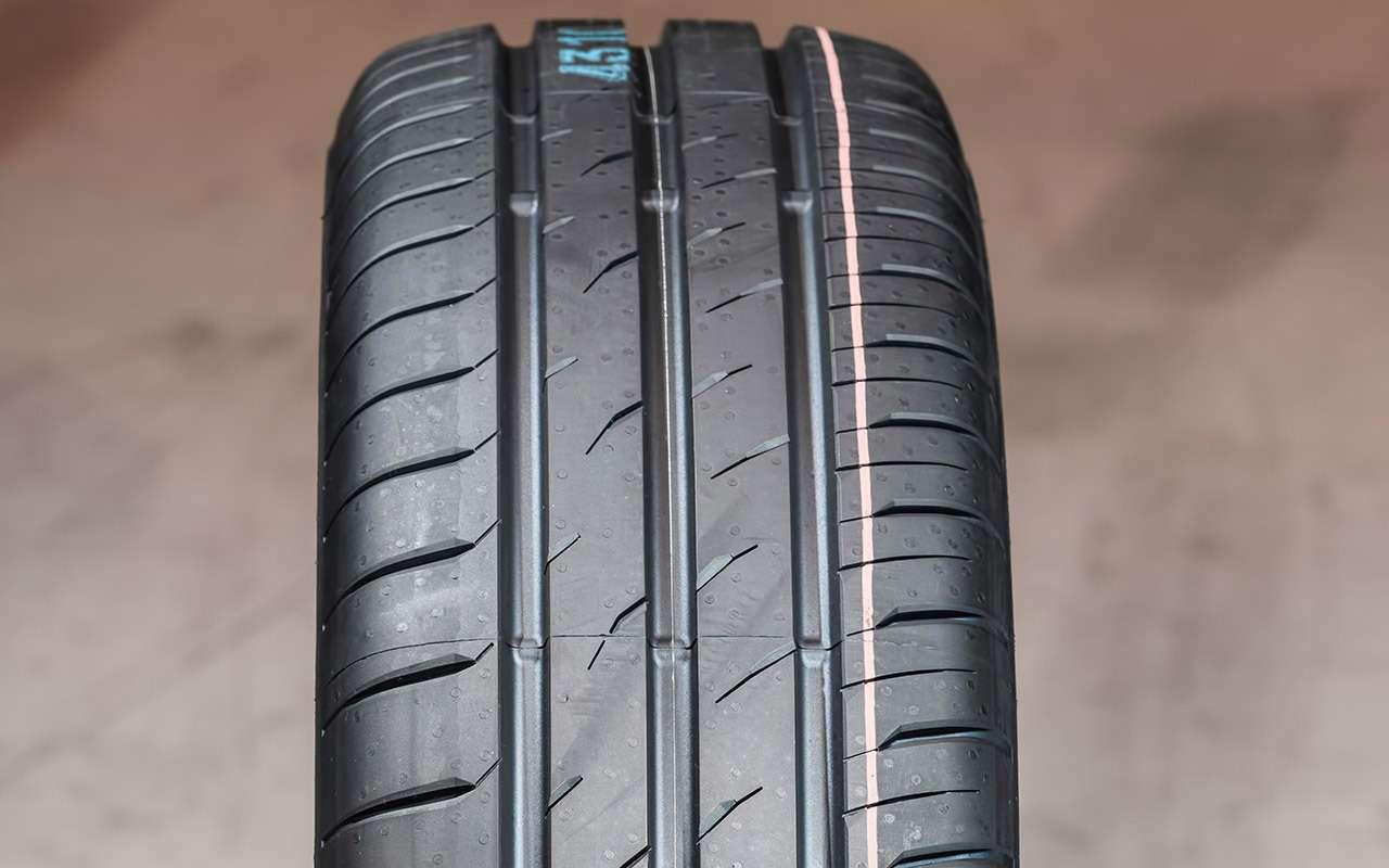 Летние шины длягольф-класса— большой тест «Зарулем»— фото 1232342