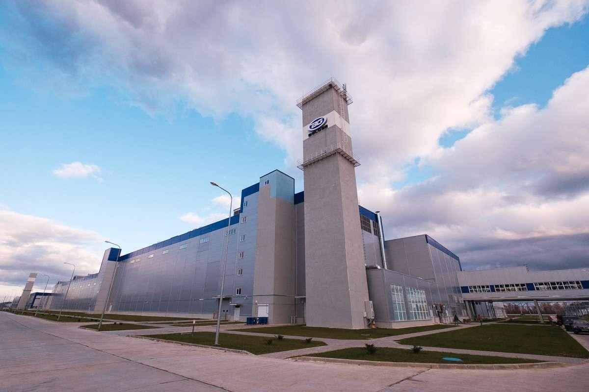 Geely открыла завод, который будет работать наРоссию— фото 817497