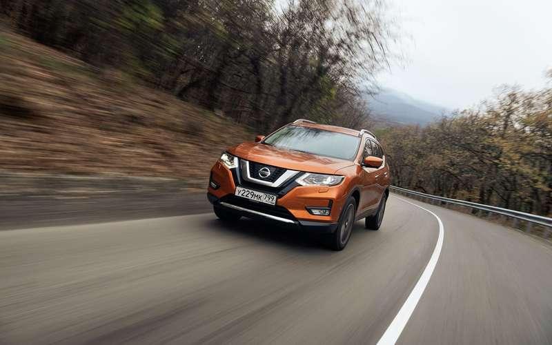 Начались продажи обновленного Nissan X-Trail