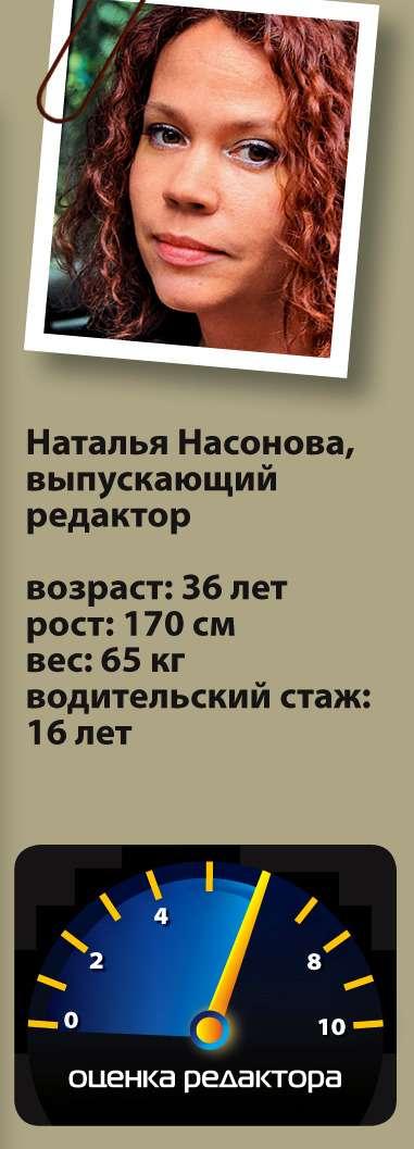 Наталья Насонова
