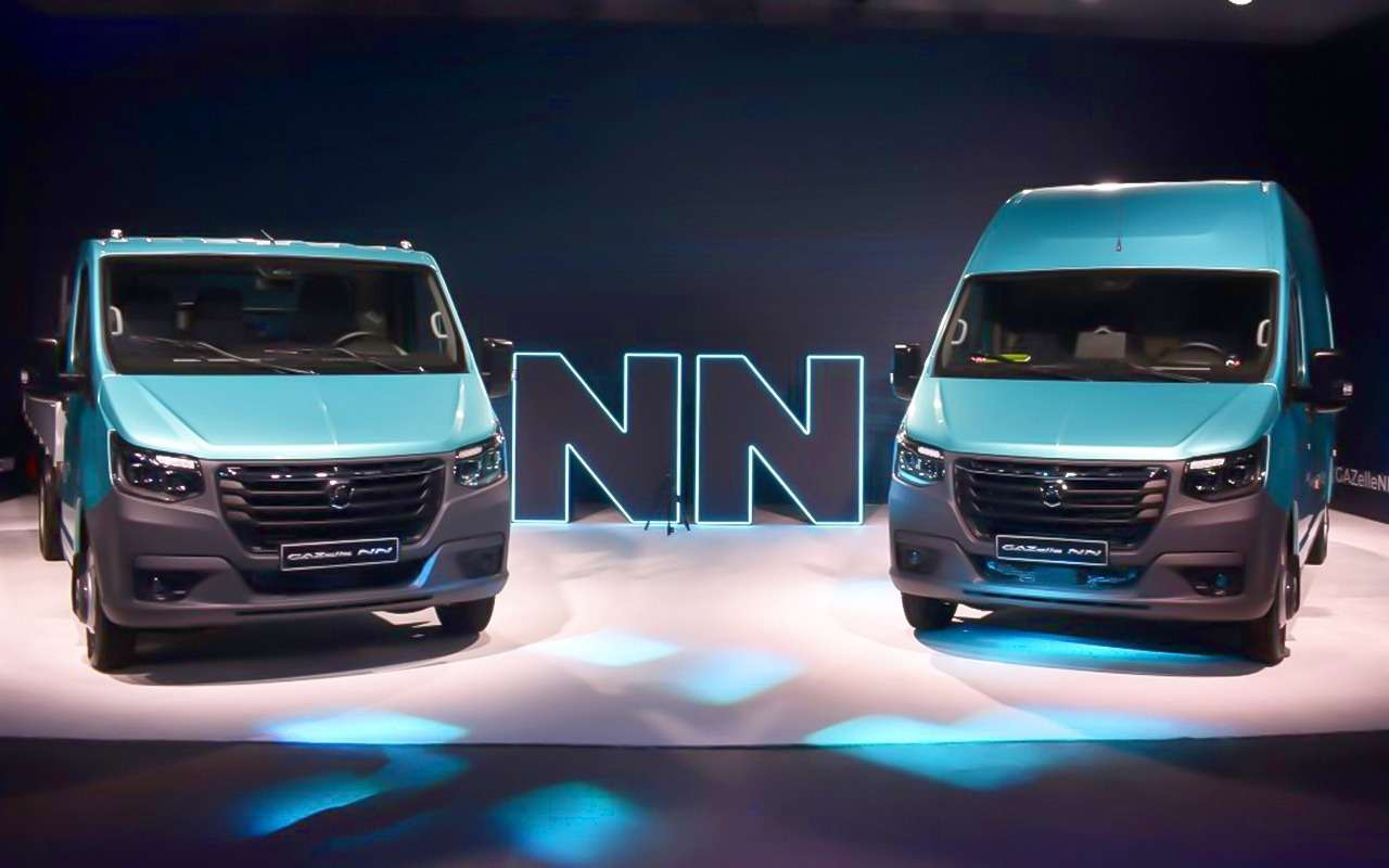 Сколько потратили на разработку новой ГАЗели NN (есть ответ!)