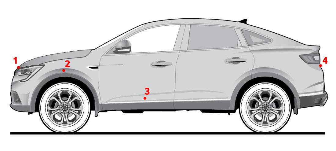 Честный тест-драйв Renault Arkana (в роли владельца) - фото 1262646