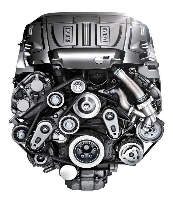 NewJaguar 3.0-liter V6engine 1