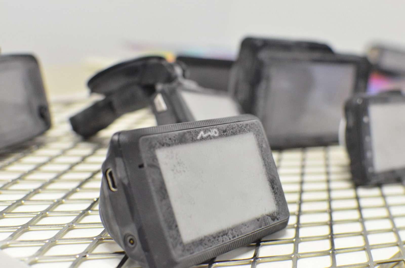 Видеорегистраторы вмороз: как умирают аккумуляторы? Спецтест— фото 854273