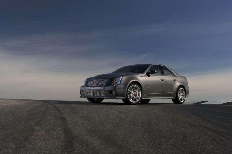 Первый Cadillac CTS-V продали за$75000— фото 350028