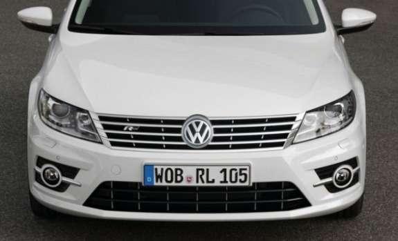 Volkswagen Passat CCR-Line front view
