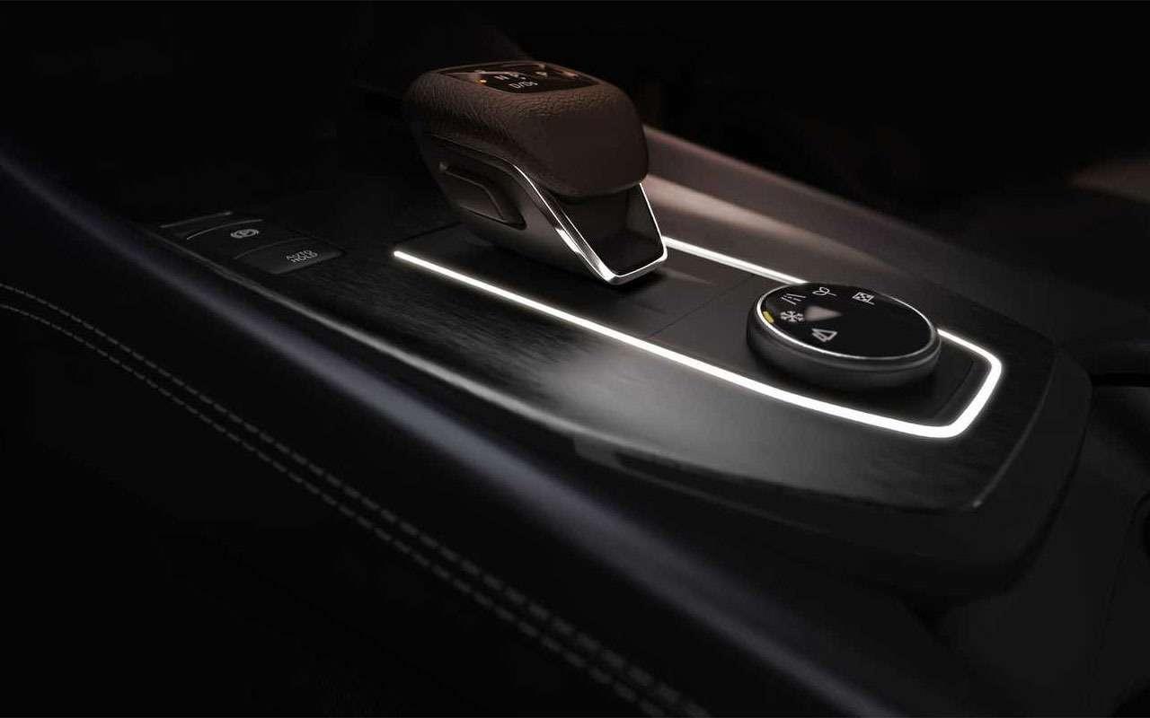 Новый Nissan Qashqai получит 190-сильный мотор— фото 1216948