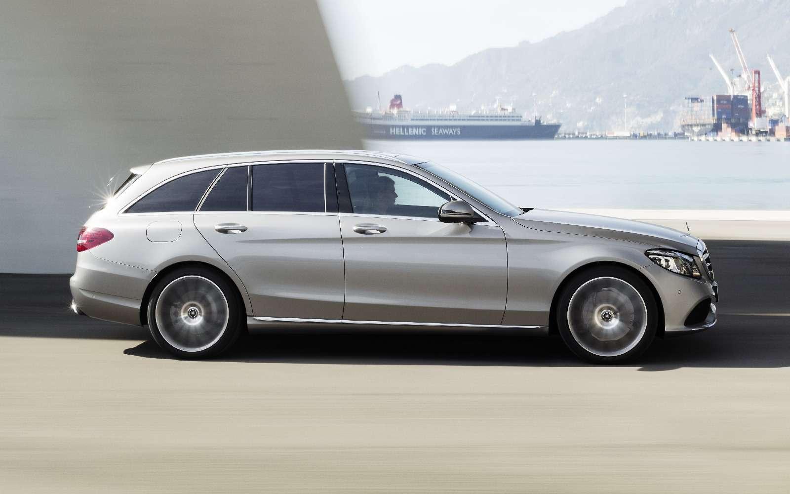 Обновленный Mercedes-Benz C-класса: посмотри ему вглаза— фото 845034